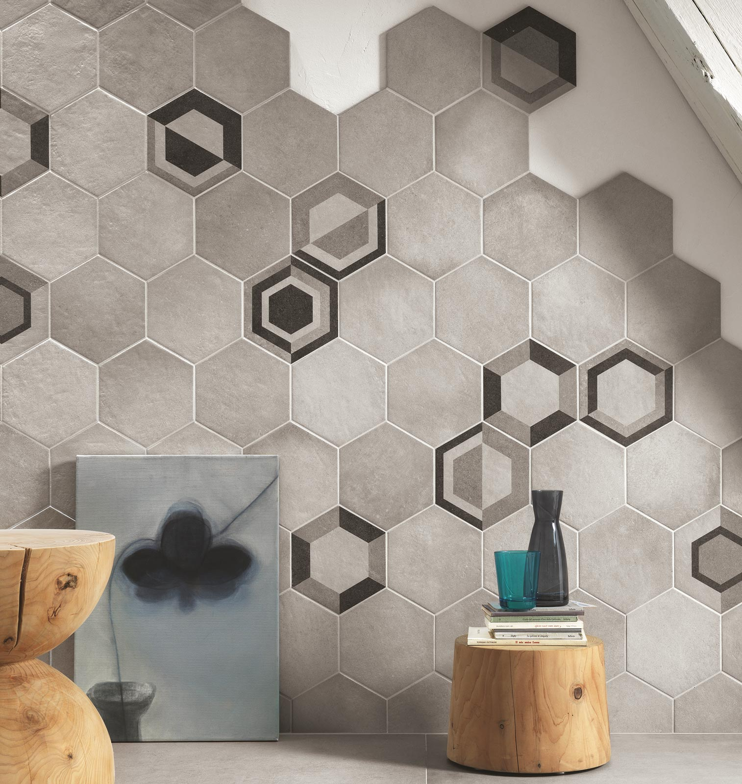 Ragno rewind archtiles for Piastrelle bianche 30x60